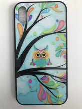 Load image into Gallery viewer, Owl Phone Case for Apple iPhone XR