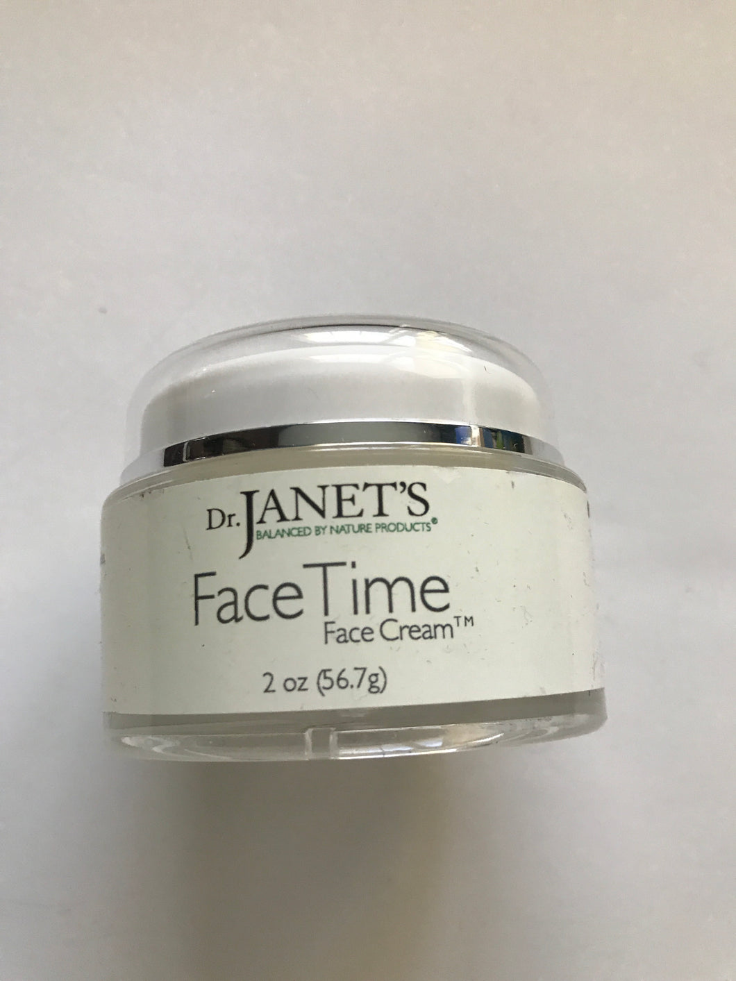 Dr Janets Face Time Face Cream