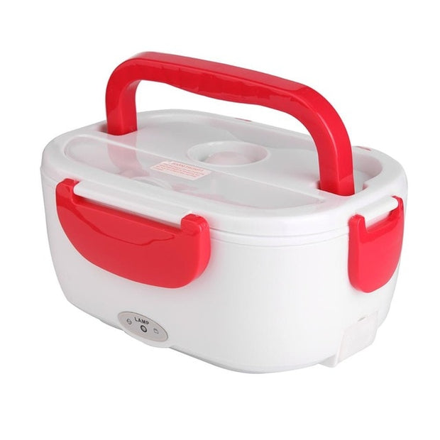 1.05L Electric Lunch Box - Red