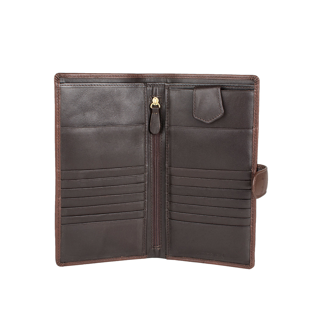Passport Holder 01 (Brown)