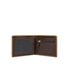 Load image into Gallery viewer, 384-490 Bi-Fold Wallet (Tan)