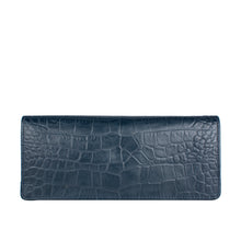 Load image into Gallery viewer, Carly W2 Bi-Fold Wallet (Blue)