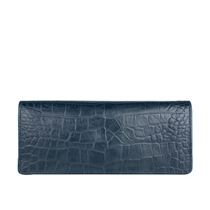 Carly W2 Bi-Fold Wallet (Blue)