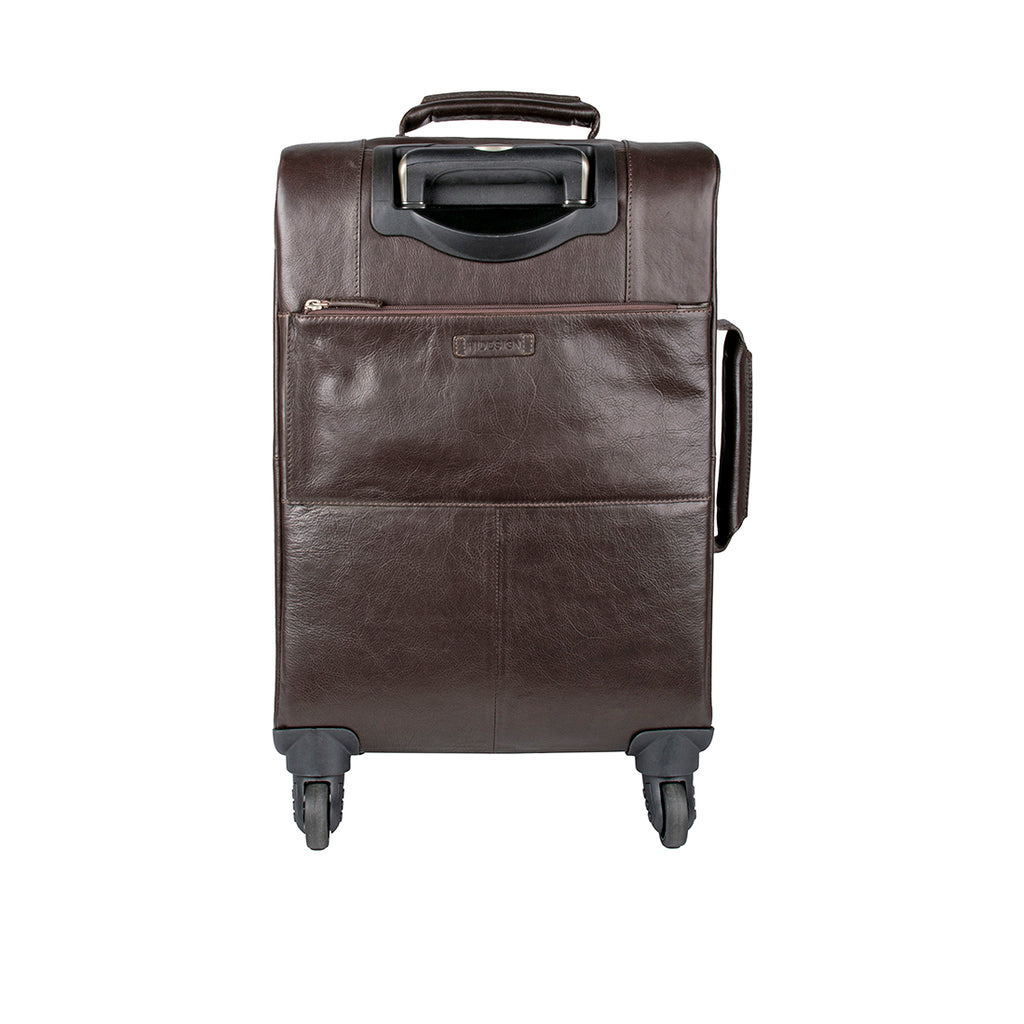 Phaeton 03 Trolley Bag (Brown)