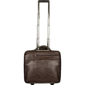 Phaeton 02 Trolley Bag (Brown)