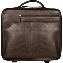 Load image into Gallery viewer, Phaeton 02 Trolley Bag (Brown)