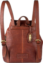Load image into Gallery viewer, Swala 03 Leather Backpack (Brown)