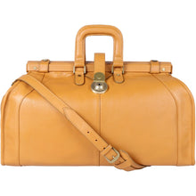 Load image into Gallery viewer, Safari Big Doctor Bag (Honey)