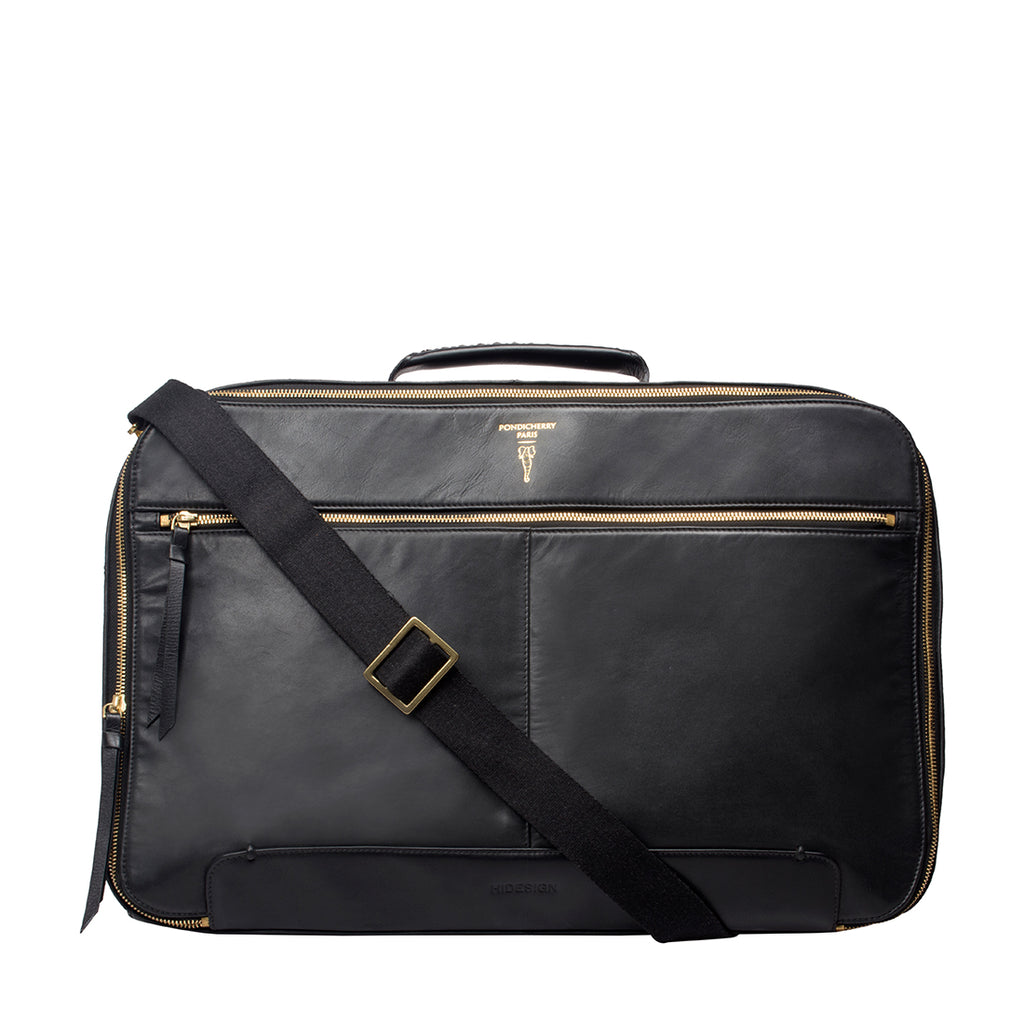 Valise Travel Bag (Black)