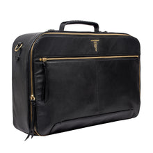 Load image into Gallery viewer, Valise Travel Bag (Black)
