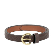 Load image into Gallery viewer, AKIKO WOMENS NON-REVERSIBLE BELT