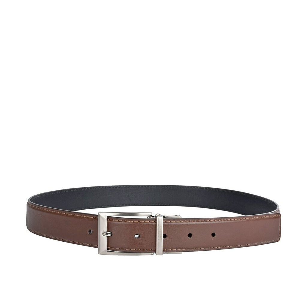 Antonio Men's Reversible Belt (Black/Brown)