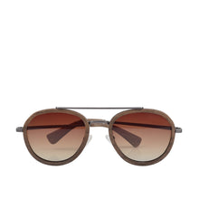 Load image into Gallery viewer, BORNEO-WB287B AVIATOR SUNGLASS