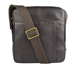 Donard 02 Crossbody Bag (Brown)