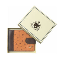 Load image into Gallery viewer, 389-017 Bi-Fold Wallet (Tan)