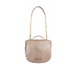 Elsa Shoulder Bag (Silver)