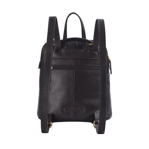 Human 02 Leather Backpack (Brown)