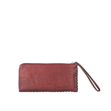 Load image into Gallery viewer, Kiboko W1 Big L-Zip Wallet (Red)