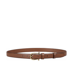 Mikasa Leather Belt (Tan)