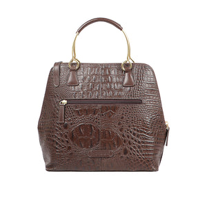 Royale 02 Satchel Bag (Brown)