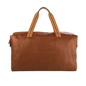TUBMAN (1344) DUFFLE BAG Tan