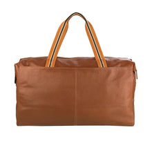 Load image into Gallery viewer, TUBMAN (1344) DUFFLE BAG Tan