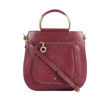 Load image into Gallery viewer, Valonia 02 Leather Satchel (Red)