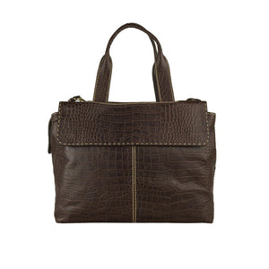 WHB 001 Briefcase (Brown)