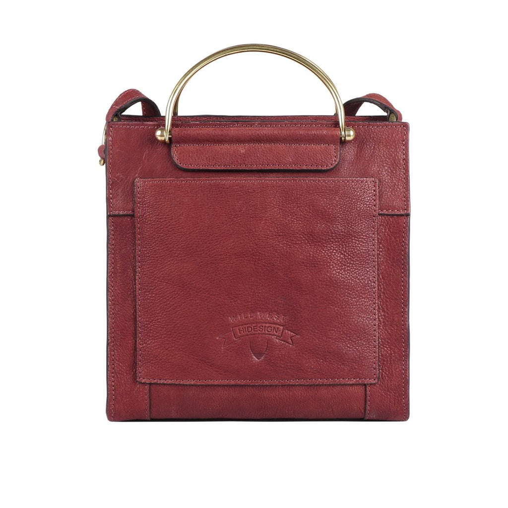 WILD ROSE 02 SATCHEL