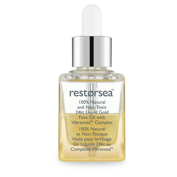Restorsea 24kt Liquid Gold Face Oil, 30ml
