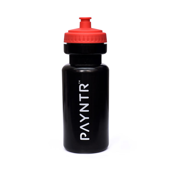 PAYNTR Water Bottle - Black