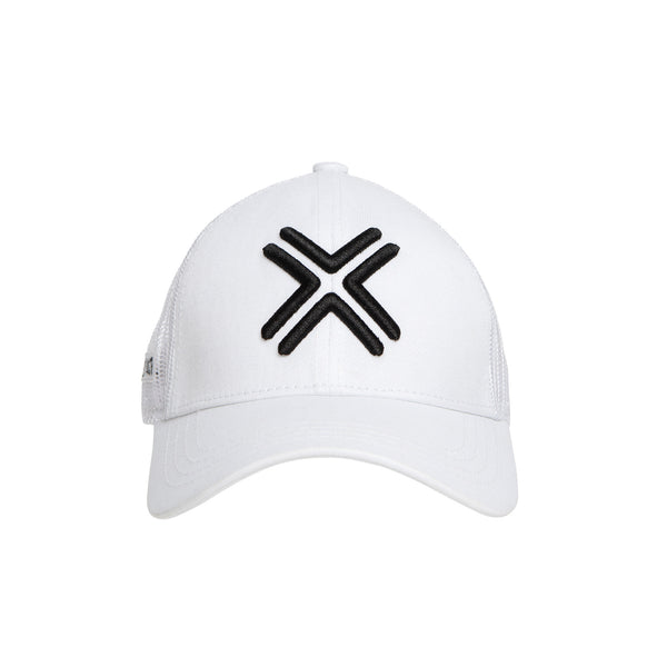 PAYNTR Adult Trucker Cap - White