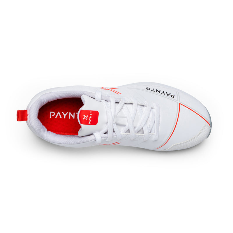 PAYNTR X BATTING RUBBER ALL WHITE