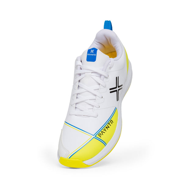 PAYNTR X BATTING RUBBER WHITE & YELLOW