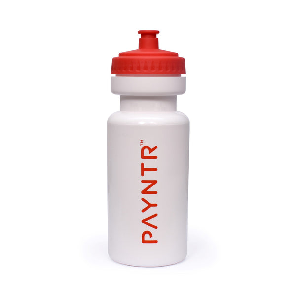 PAYNTR Water Bottle - White