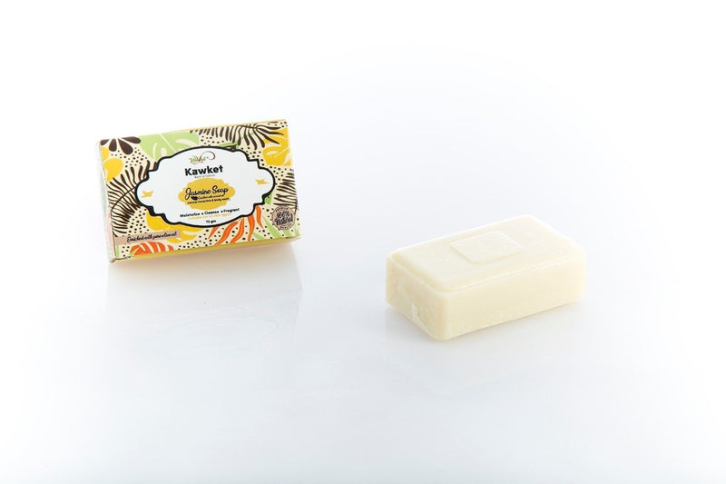 Jasmine Coconut & Olive Oil Soap