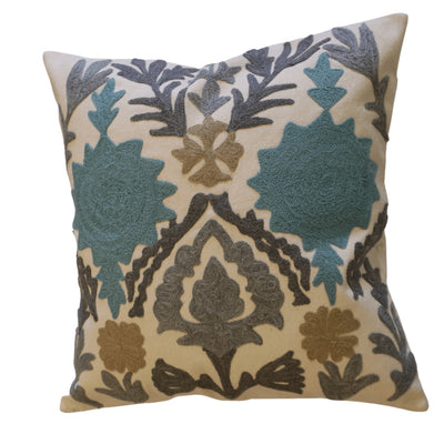 Jungle and Azore Cushion Cover 48 CM X 48 CM