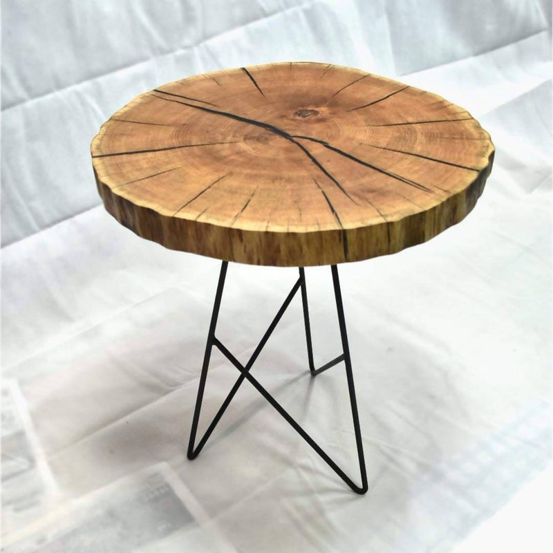 Red oak cookie table