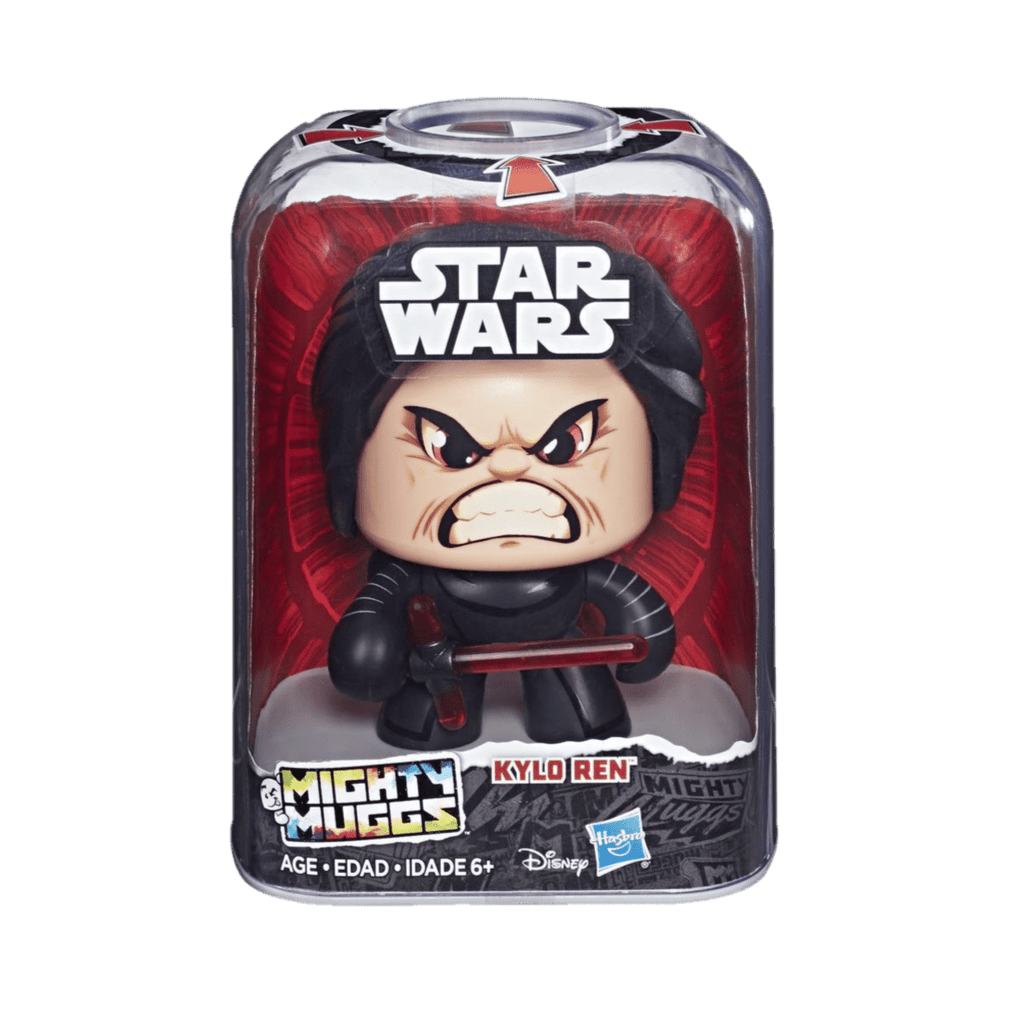 Star Wars Mighty Muggs Kylo Ren #6 - MGworld