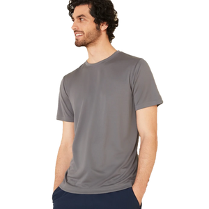 Old Navy Go-Dry Cool Odor-Control Mesh Core Tee for Men, Medium - MGworld