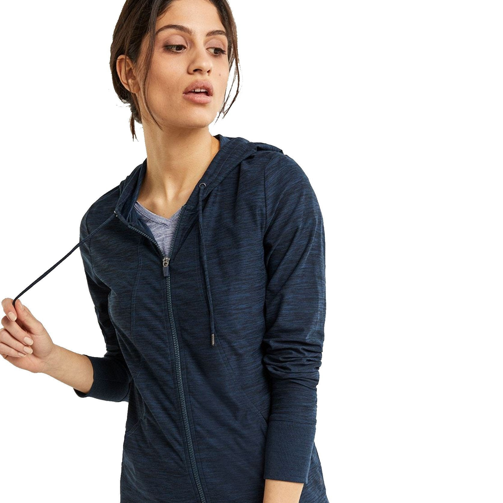 Reitmans Ultra Soft Hooded Jacket with Pockets Hyba - MGworld