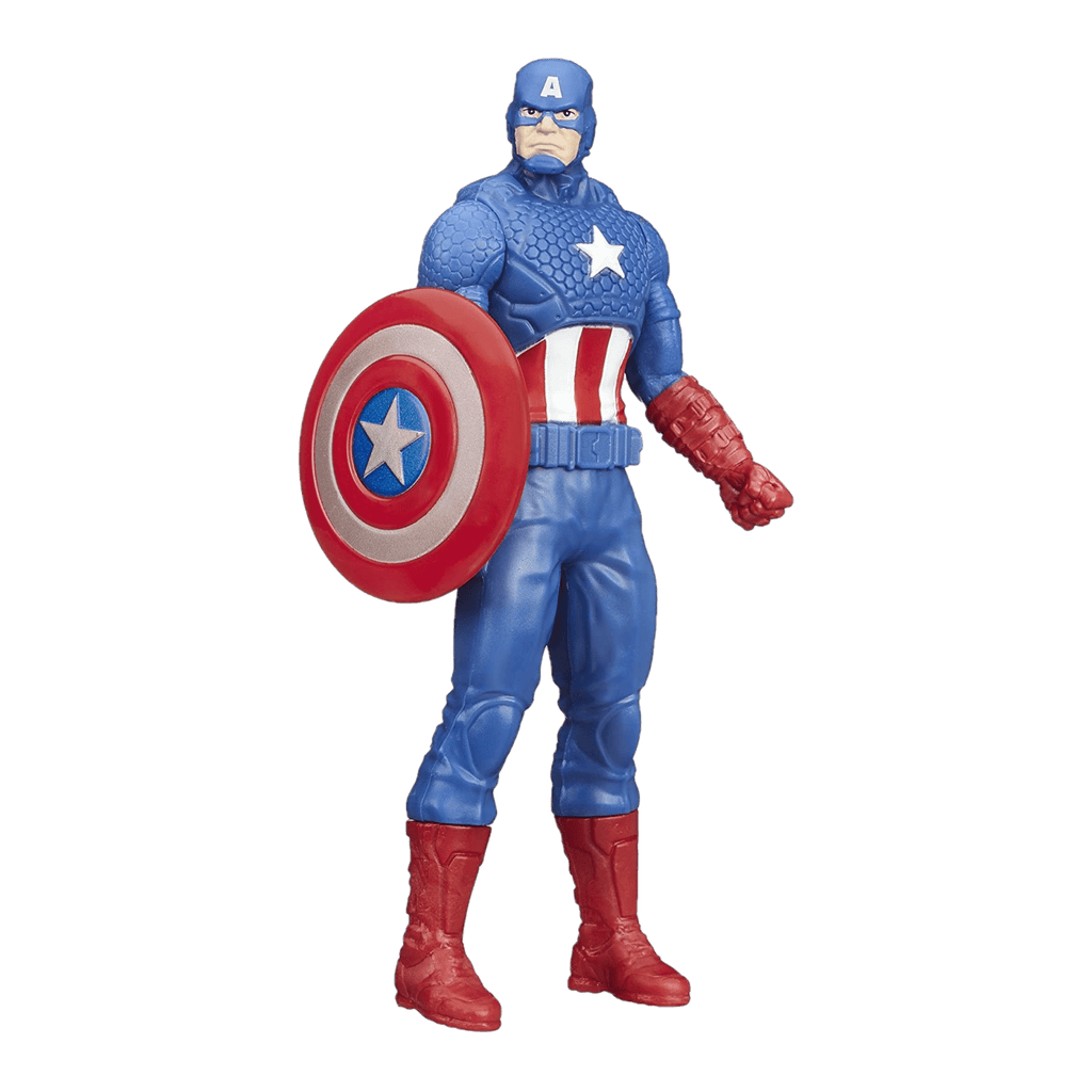 Marvel Captain America, 6 inch Figure - MGworld