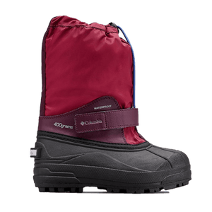 Columbia Youth Powderbug Forty Winter Boot, 7 (Child) - MGworld