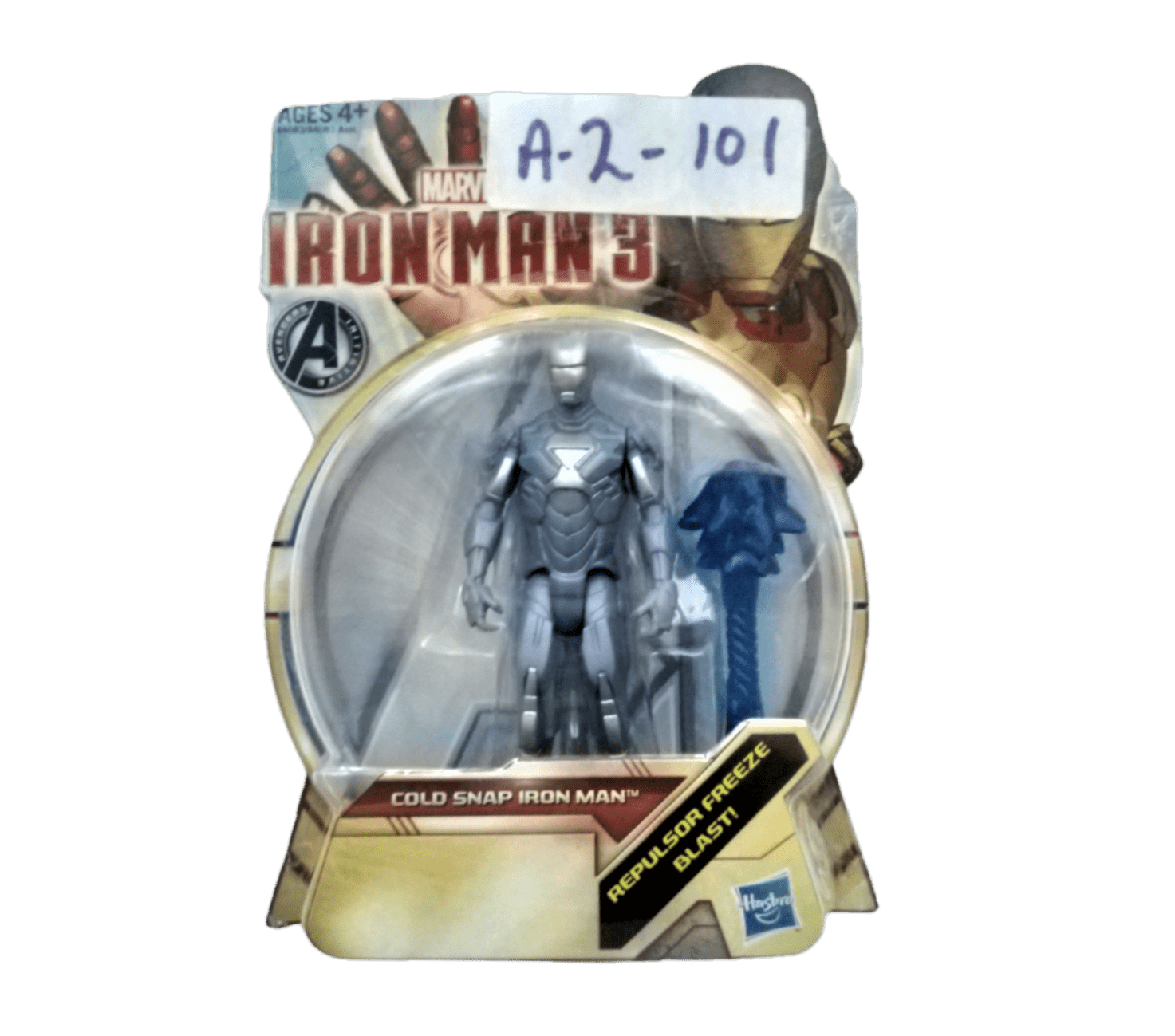 Cold Snap Armor Iron Man - MGworld
