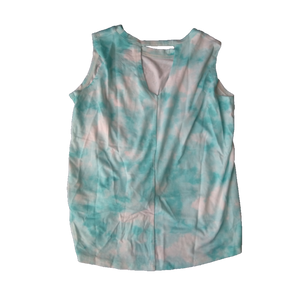 Old Navy Kids Tye and Dye Aloha Tee, Small (6-7) - MGworld