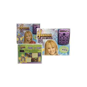 Hannah Montana Disney TIME 2 TEXT Miley Cyrus, Hardcover - MGworld