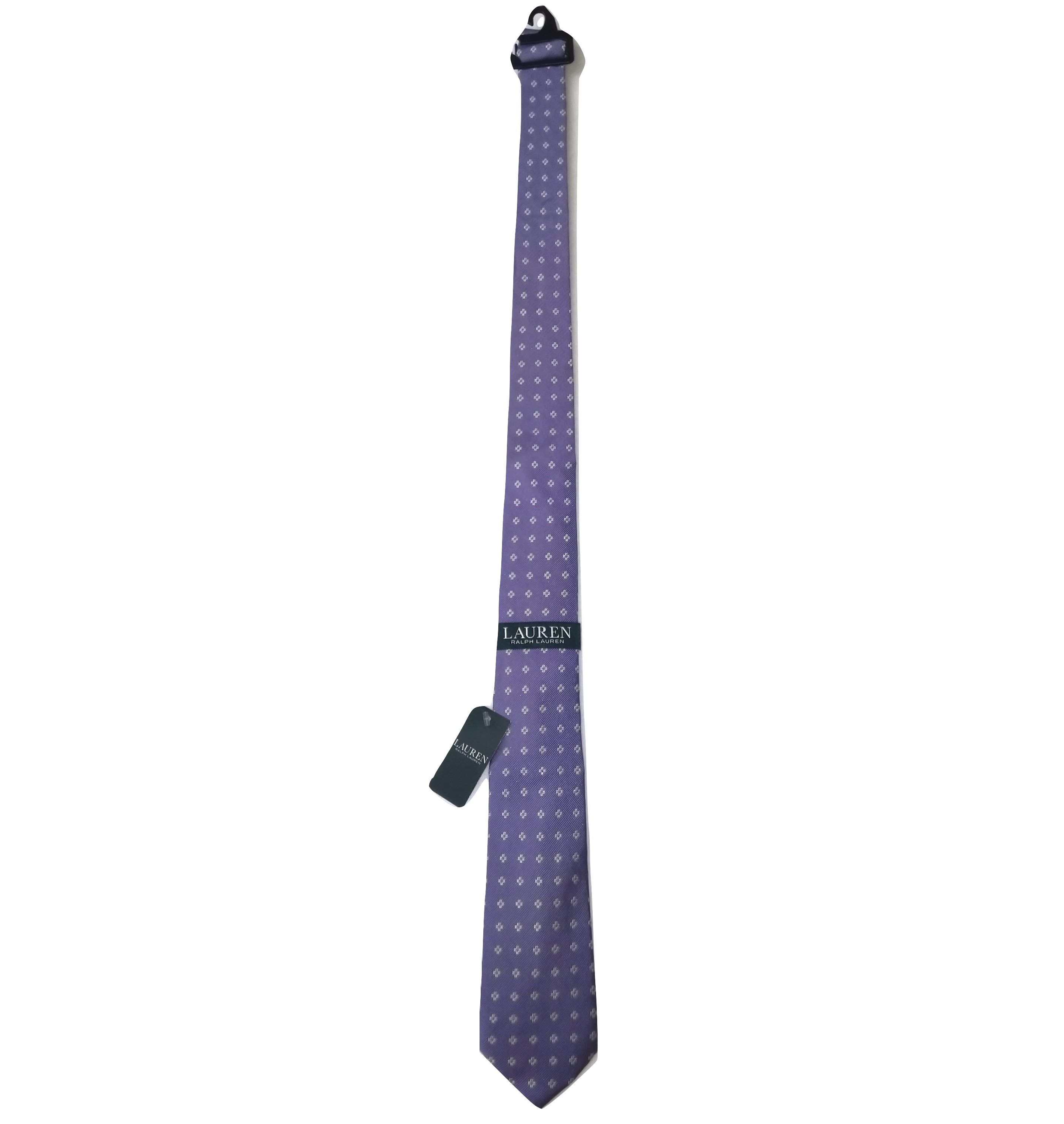 Ralph Lauren Spring Purple Label Necktie, Full