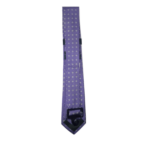Ralph Lauren Spring Purple Label Necktie, Back Folded