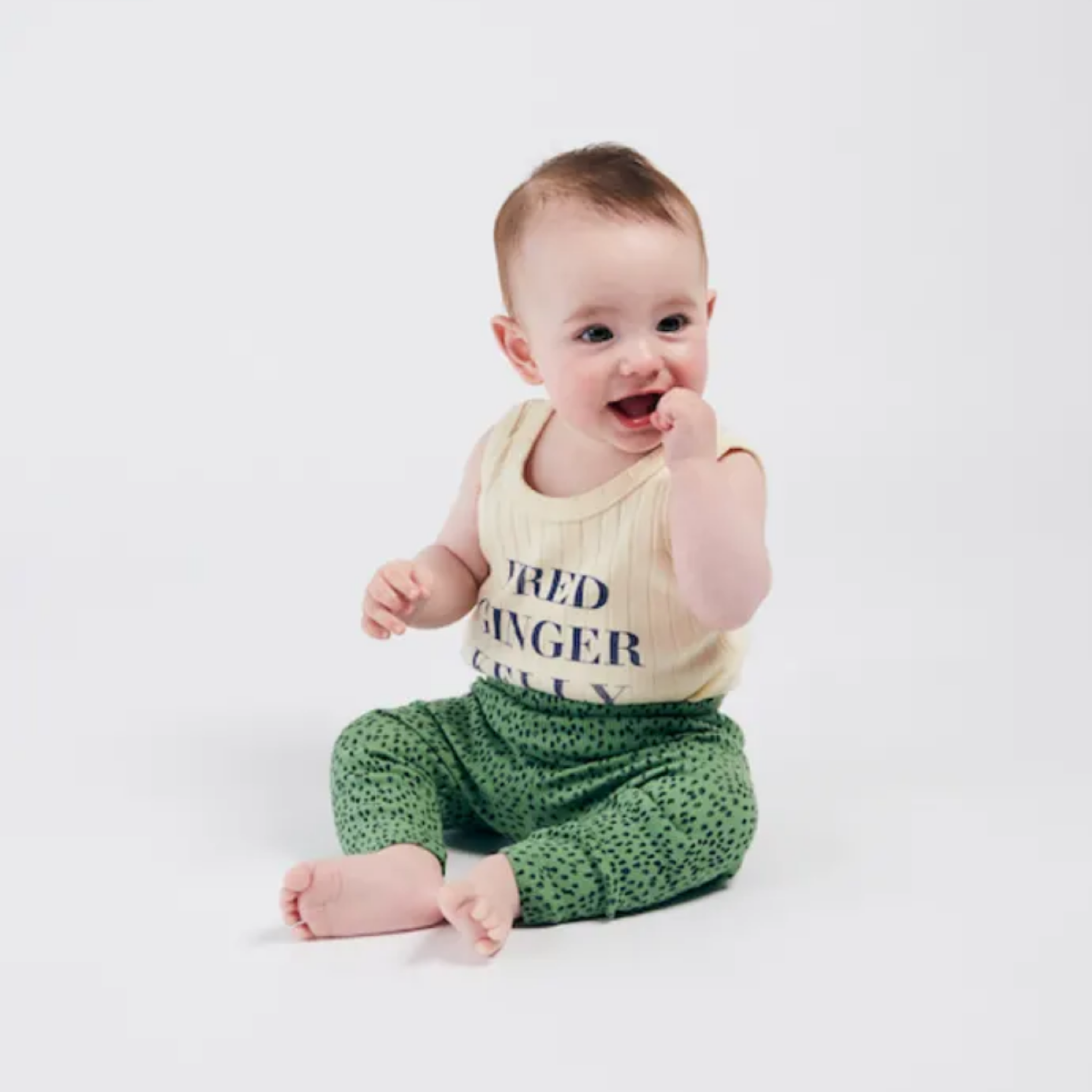 Bobo Choses Fred Ginger and Kelly Bodysuit, 24-36 months/92cm - MGworld