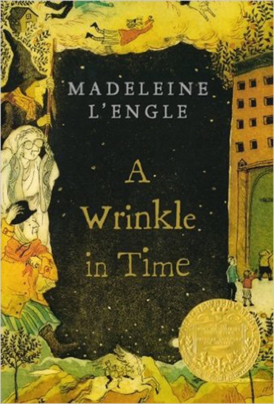 A Wrinkle in Time (Now a Major Motion Picture), Paperback by Madeleine L'Engle - MGworld